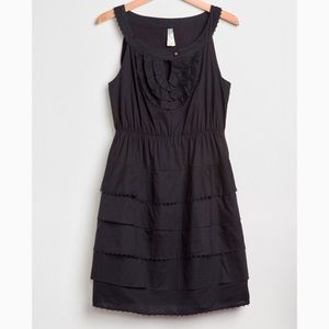 Anthropologie Maeve Tiered Dress
